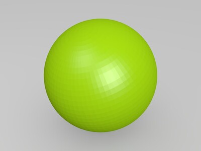 平衡木马摆件-3d打印模型