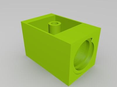 最好的3d打印机测试件-3d打印模型
