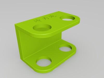 摇卦神器-3d打印模型