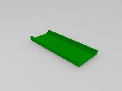 往复传动机构模型-3d打印模型