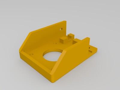 全线规 corexy 3d打印机框架打印件-3d打印模型