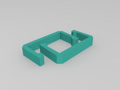 HyperCube_3D_printer-3d打印模型