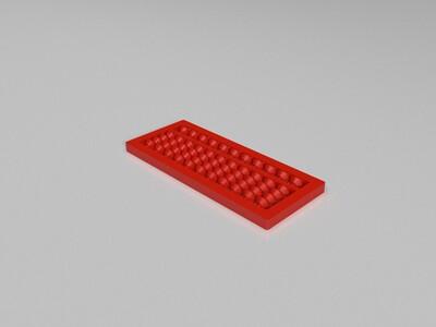 珠算委员会-3d打印模型