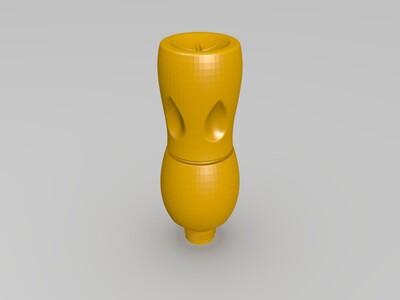 水瓶-3d打印模型
