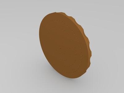 水龙头盖-3d打印模型
