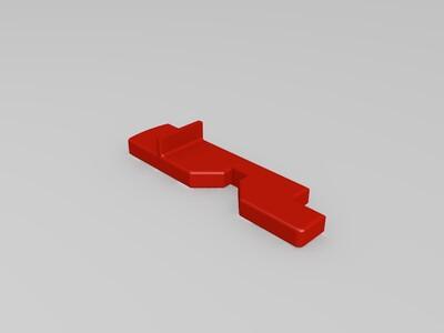 开锁箱子-3d打印模型