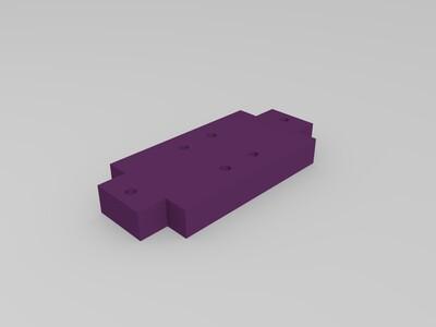 框架式写字机-3d打印模型