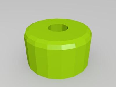 滑板-3d打印模型