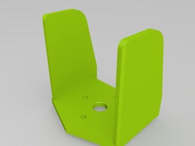 全3d打印喷水推进船套件(第三版)-3d打印模型