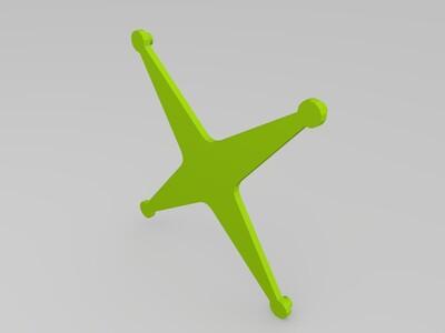 收放自如-3d打印模型