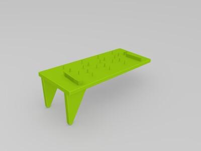 鱼戏珠-3d打印模型