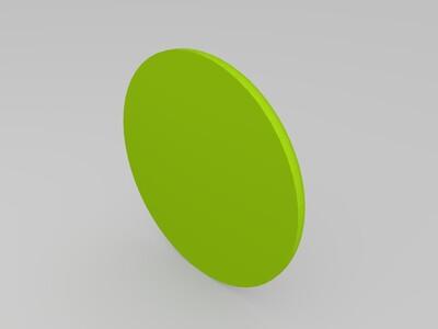 艺术转叶-3d打印模型