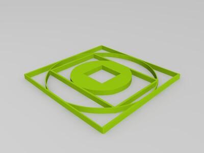 风扇罩-3d打印模型
