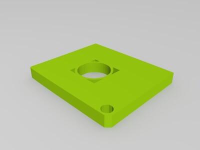 平台边角-3d打印模型