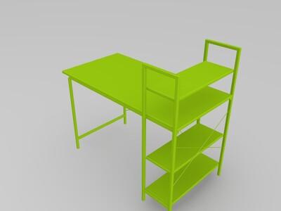 桌子-3d打印模型