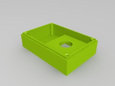 客体1-3d打印模型