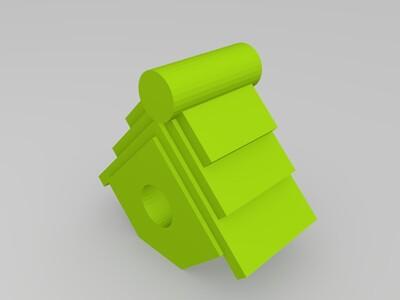 鸟窝-3d打印模型