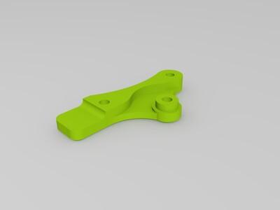可打印的新型挤出机-3d打印模型