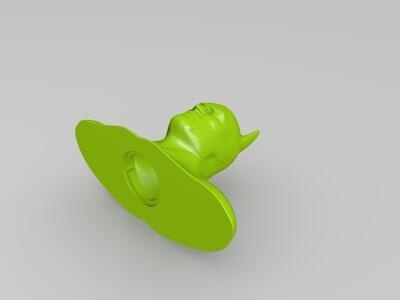 蝙蝠侠存钱罐-3d打印模型