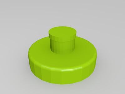 特拉梅尔 - 可调椭圆圈-3d打印模型