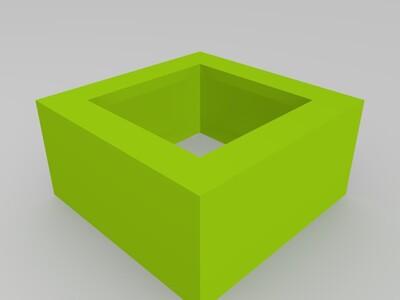 雉堞-3d打印模型