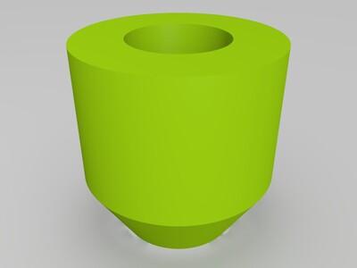 3D打印机机械臂-3d打印模型