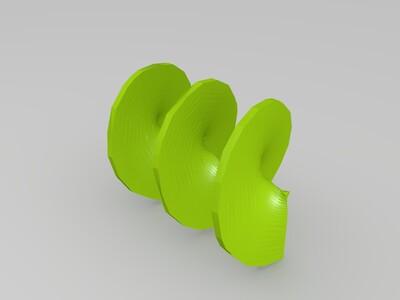 螺旋计算-3d打印模型