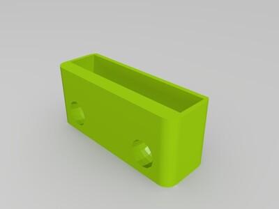 iphone音箱支架-3d打印模型