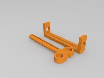 挤牙膏器-3d打印模型