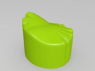 牛头人-3d打印模型
