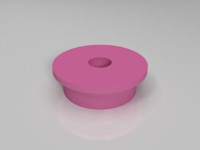无叶风扇-3d打印模型