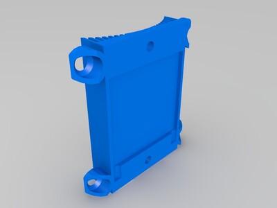 半导体制冷杯-3d打印模型