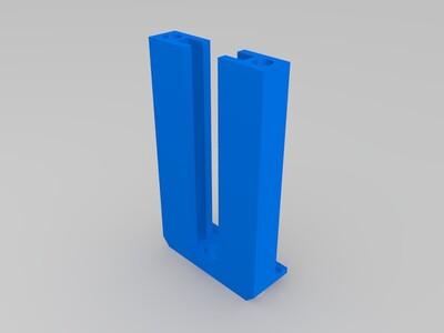 台钳 焊台-3d打印模型