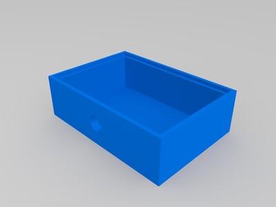 透明浮雕灯-3d打印模型