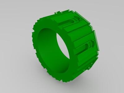 钟楼-3d打印模型