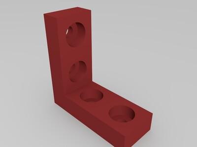各种连接件-3d打印模型