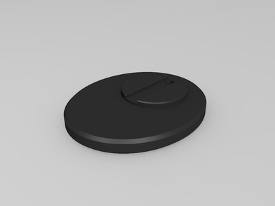 两款小黄人小台灯-3d打印模型