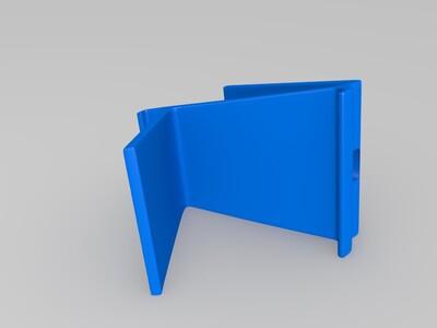 智能手机和平板电脑支架-3d打印模型