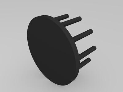 拉丝测试-3d打印模型