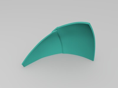 死侍面具-3d打印模型