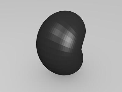 撒尿气球狗-3d打印模型