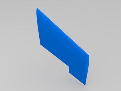 遥控飞机-3d打印模型