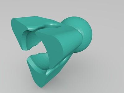 守卫机器人-3d打印模型