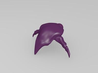 拼装- 蜈蚣-3d打印模型