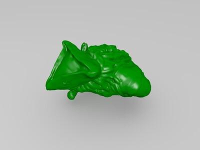杰克 斯派洛  杰克船长-3d打印模型