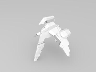 各种游戏导出船只-3d打印模型