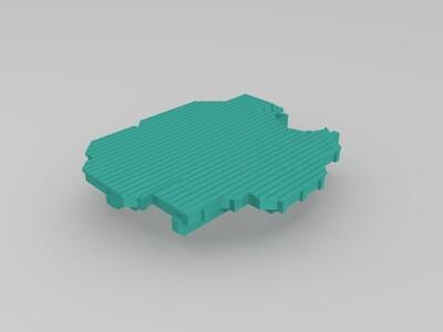 22寸树屋=22__Tree_House-3d打印模型