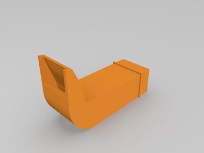 最新版corexy 3d打印机-3d打印模型