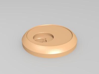锁-3d打印模型