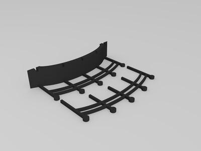 仙女桥-3d打印模型